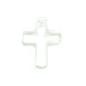 Swarovski Elements, Cross 6860-Crystal, 12x10mm 1 buc