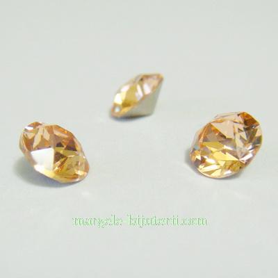 Swarovski Elements, Xirius Chaton 1088-Silk SS29, 6mm 1 buc