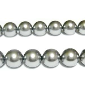 Swarovski Elements, Pearl 5810 Crystal Grey 10mm 1 buc