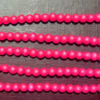 Swarovski Elements, Pearl 5810 Crystal Red Pearl 3mm 1 buc