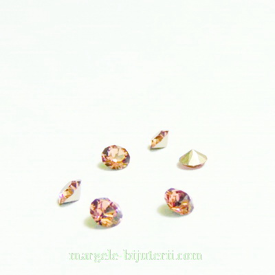 Swarovski Elements, Xirius Chaton 1088 PP32 Blush Rose 4mm 1 buc
