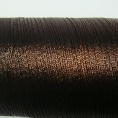 Ata polyester, maro, 0.33 mm 5 m