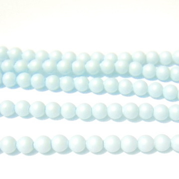 Swarovski Elements, Pearl 5810 Crystal Pastel Blue 4 mm 1 buc