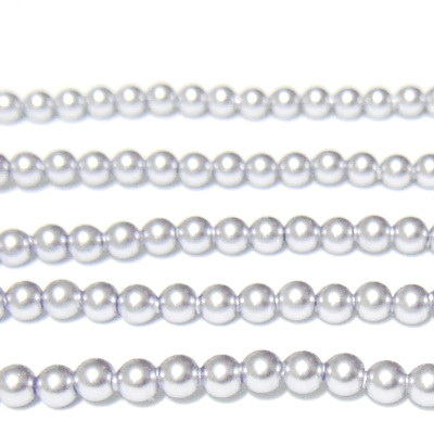 Swarovski Elements, Pearl 5810 Crystal Lavender 3 mm 1 buc