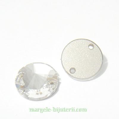 Swarovski Elements, Link 3200, Crystal 12mm 1 buc