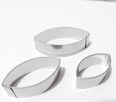 Set 3 cuttere metalice pt. Fimo, 8724-05, barca 1 buc