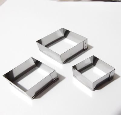 Set 3 cuttere metalice pt. Fimo, 8724-04, romb 1 buc