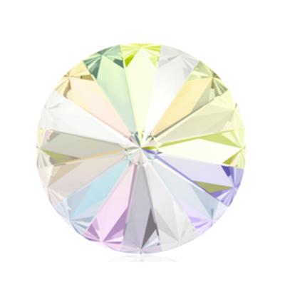 Swarovski Elements, Rivoli 1122 - Crystal AB, 6mm 1 buc