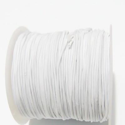 Ata elastica alba, 1mm-bobina 27metri 1 buc