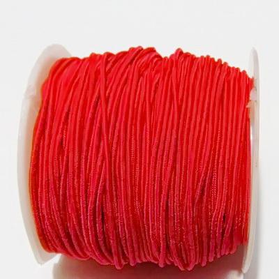 Ata elastica rosie, 1mm-bobina 27metri 1 buc