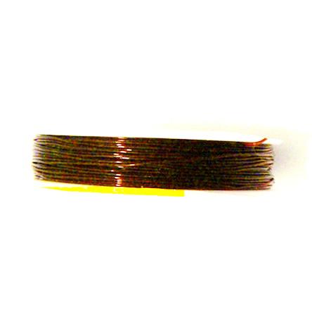 Elastic maro inchis 0.8mm 1 rola 20 m