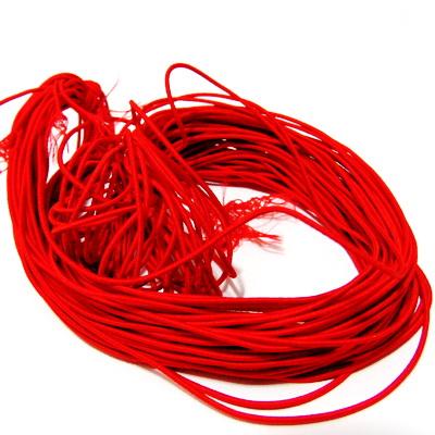 Ata elastica rosie, 1mm, scul 20 m 1 buc