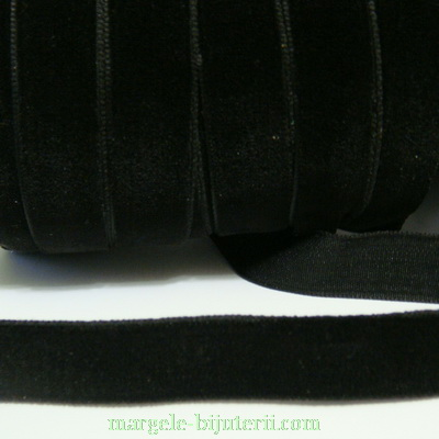 Panglica catifea neagra, 15.9mm 1 m