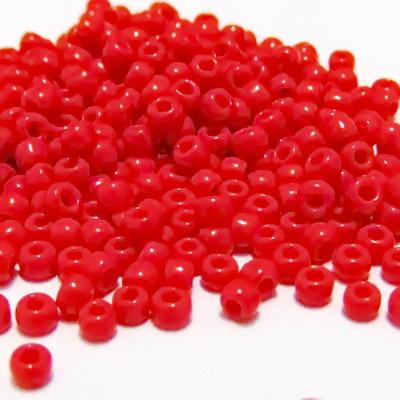 Margele TOHO, rotunde -  8/0 : Opaque Cherry 20 g