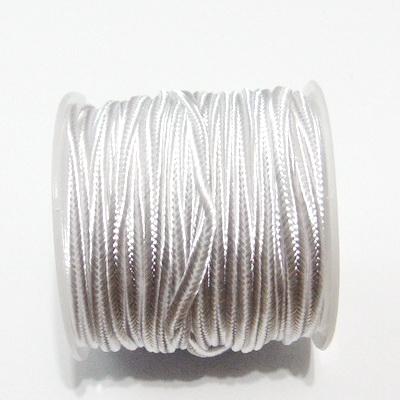 Snur Soutachee alb, latime 2.5mm- rola cca 10 metri 1 buc