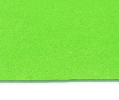 Fetru verde-lime, foaie 50x50cm, grosime 1.5mm 1 buc