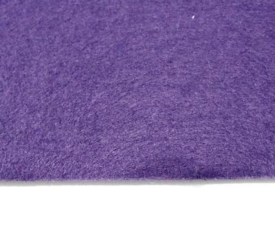 Fetru violet, foaie 50x50cm, grosime 1.5mm 1 buc