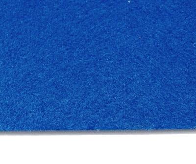 Fetru albastru-cobalt, foaie 50x50cm, grosime 1.5mm 1 buc