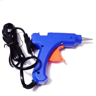 Pistol electric pentru lipit cu silicon, 135x105mm, pt. bare cu grosimea de 7mm 1 buc