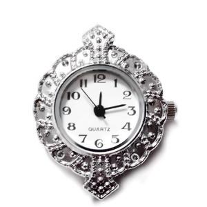 Ceas argintiu, 32x28mm 1 buc