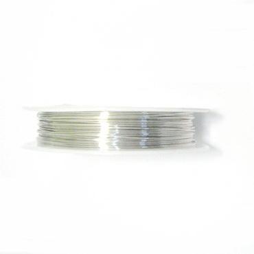 Sarma modelaj argintie, 0.4mm, rola aproximativ 40metri 1 buc