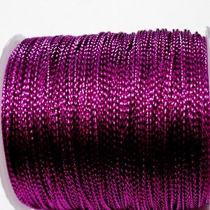 Fir lurex violet, 1mm 1 m