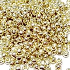 Margele TOHO, rotunde  11/0 : PermaFinish - Galvanized Aluminum 20 g