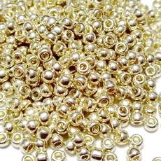 Margele TOHO, rotunde  11/0 : Galvanized Aluminum 20 g