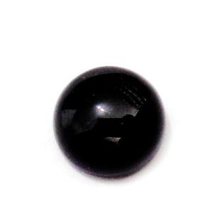 Cabochon onix, 8x4mm 1 buc