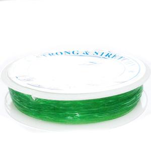 Elastic verde deschis 0.5mm-rola aproximativ 20m 1 buc