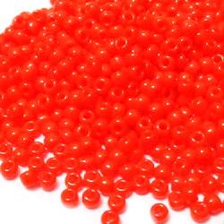 Margele TOHO rotunde 11/0 :  Opaque Sunset Orange 20 g