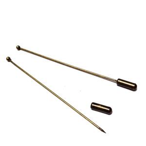 Ac de brosa, culoare bronz, 80mm 1 buc