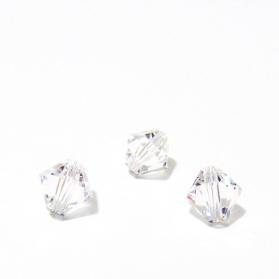 Swarovski Elements, Bicone 5328-Crystal, 5mm 1 buc