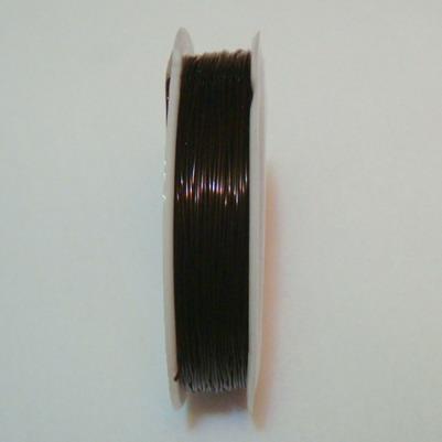 Elastic maro inchis 0.5mm 1 rola 20 m