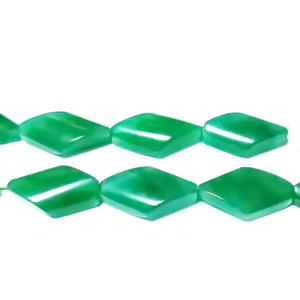 Aventurin rombic, ondulat, 31x17x7mm 1 buc
