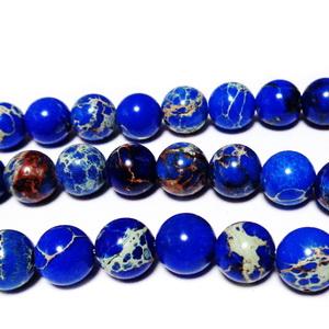 Regalite albastru, 8 mm 1 buc