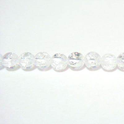 Cristal de gheata, sferic, 4.5mm 1 buc