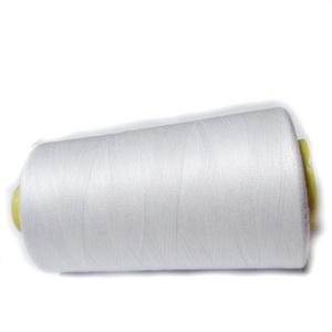 Ata polyester alba 0.1 mm-mosor cca 4500 metri 1 buc