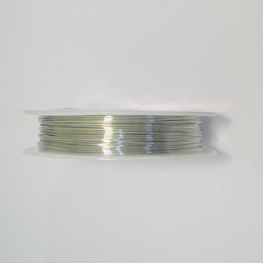 Sarma modelaj argintie 0.25mm 1 rola 42 m