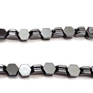 Hematite nemagnetice, 4x7x7x4mm 1 buc