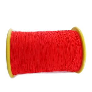 Ata elastica rosie, 0.5mm-bobina cca 500 metri 1 buc