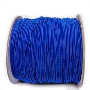 Ata elastica albastra, 1mm 1 m