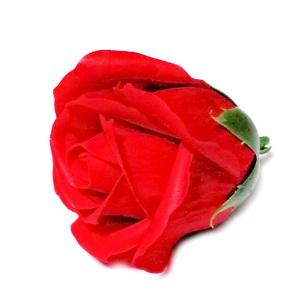 Trandafiri sapun rosii, 5cm 1 buc