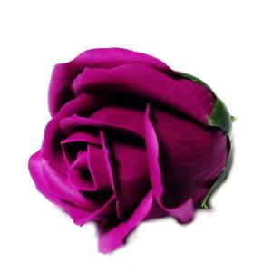 Trandafiri sapun mov, 5cm 1 buc