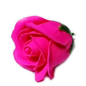 Trandafiri sapun fucsia, 5cm 1 buc