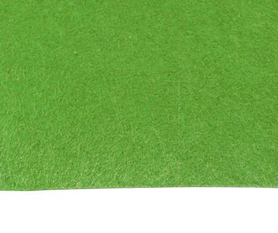 Fetru verde deschis, foaie 50x50cm, grosime 1.5mm 1 buc