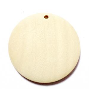 Pandantiv lemn, 30x2~5mm 1 buc