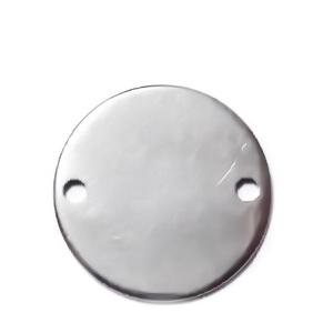 Conector/link otel inoxidabil 304, plat, 20x1mm 1 buc