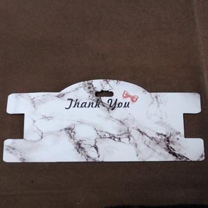 Etichete suport, carton, pt. bijuterii, 76x181x0.3mm 1 buc