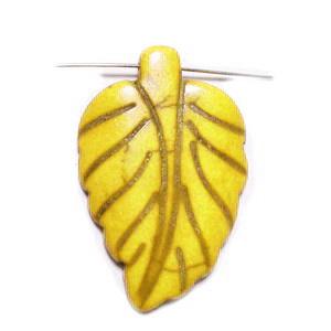 Howlite roz-somon, 4mm 1 buc